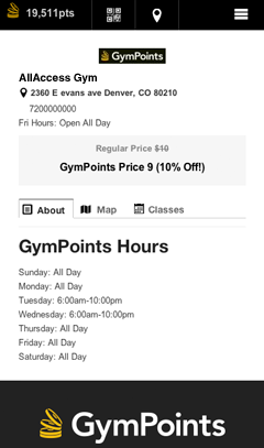 This Awesome App Lets You Work Out Anywhere Gym Day Pass Pay As You Go Gym Access Going To The Gym Day Let It Be