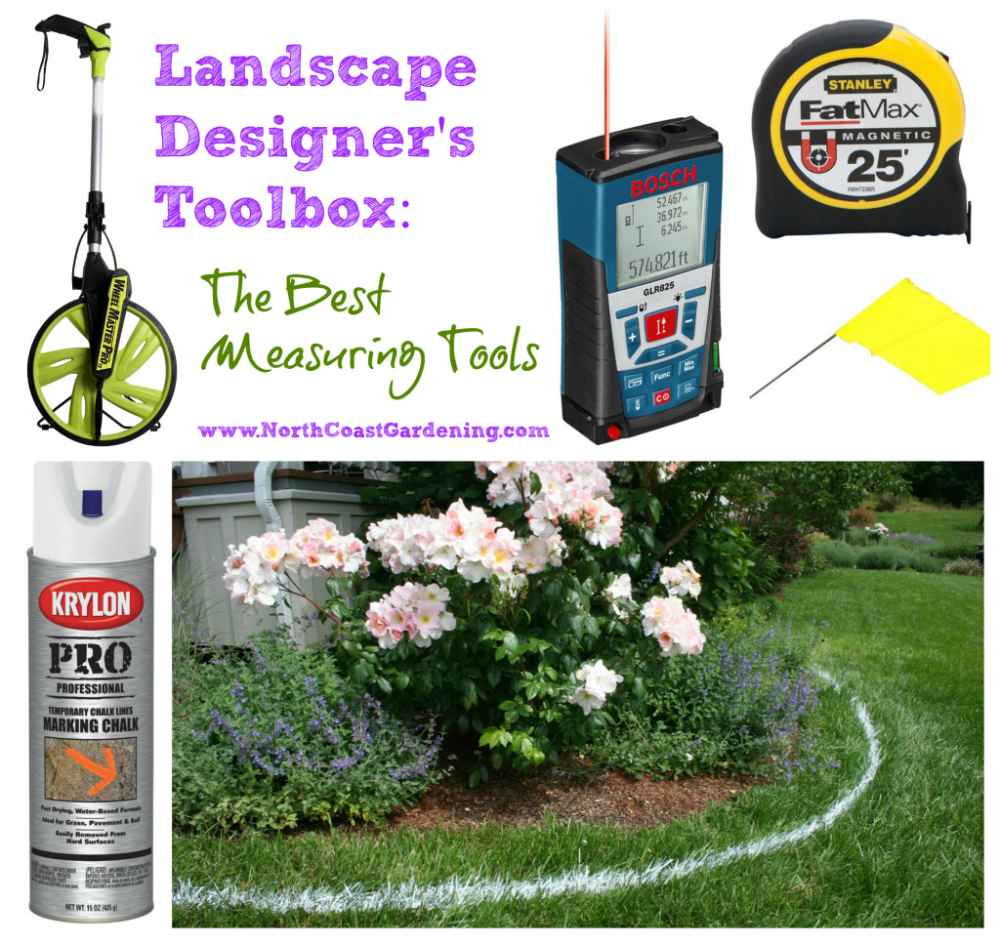 Landscape Designer's Tools of the Trade: Best Measuring ...