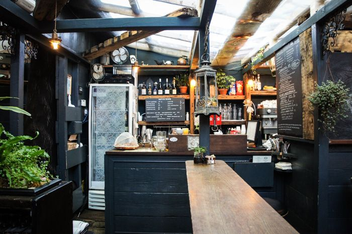 Your Weekend Now Nyc Places Brooklyn House Cafe Design Small