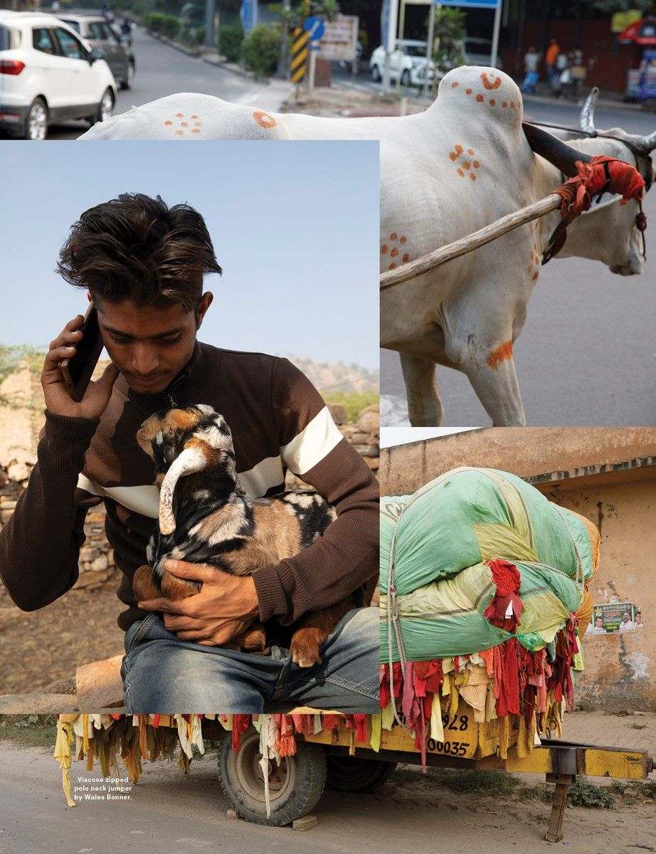 A Journey Into the Beauty of Rajasthan with Wales Bonner