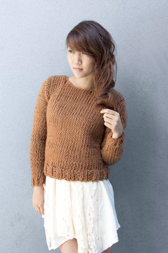 321414341 Knitting Pattern for Beginners Basic Sweater