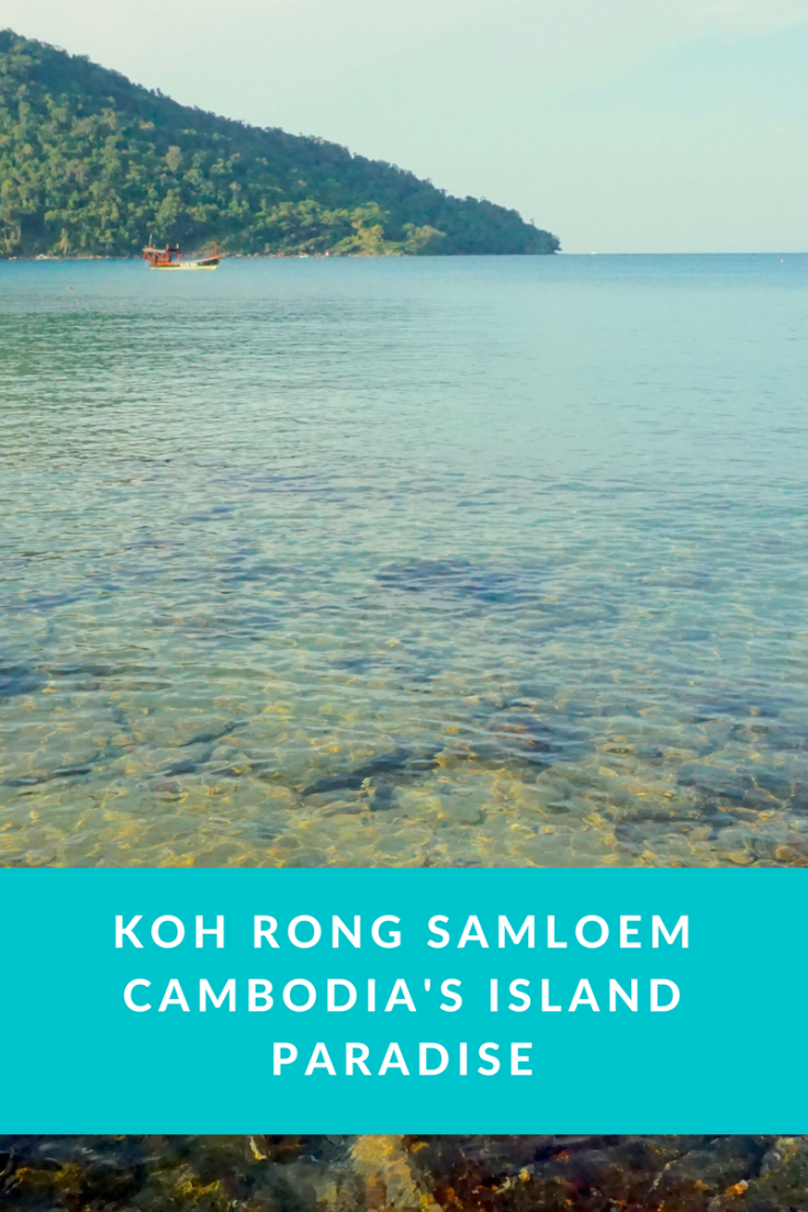 Koh Rong Samloem, Tips for Cambodia's Best Hidden Island from Into Foreign Lands