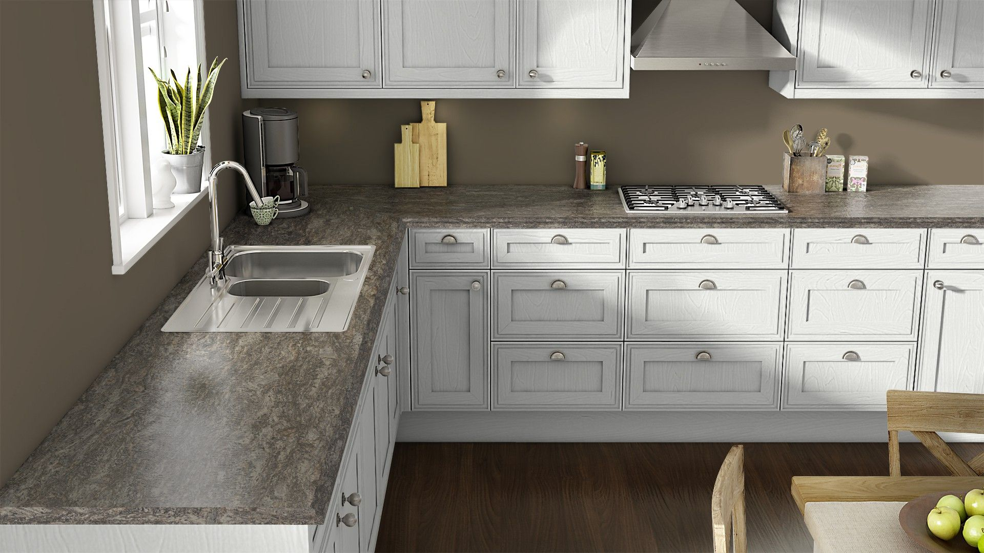 Cosmos Granite HD Laminate Get inspired for your kitchen renovation