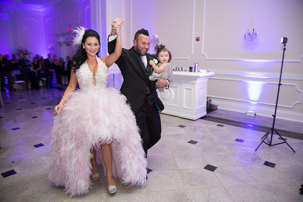 A WOWW of a Wedding: JWOWW and Roger\'s Wedding at Addison Park
