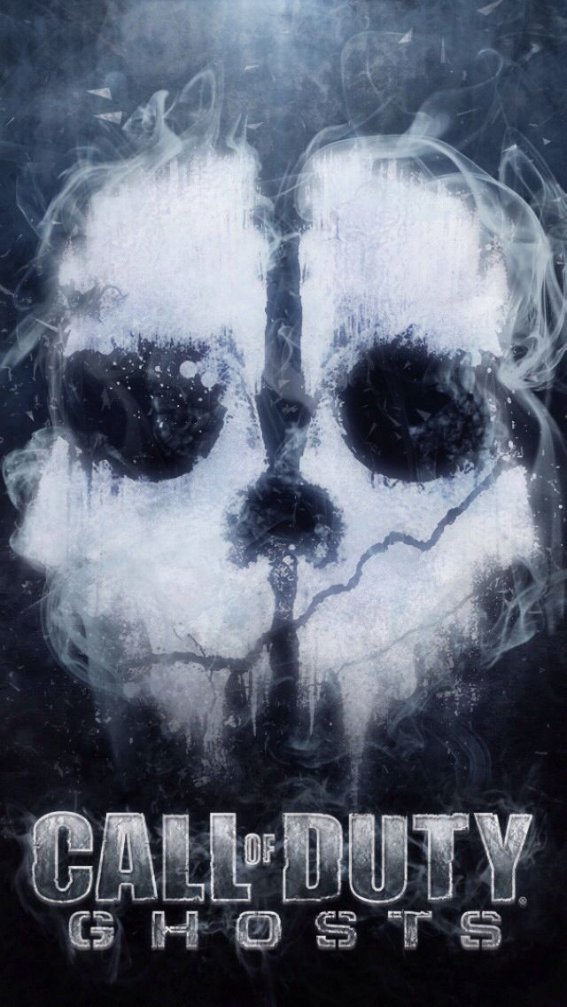 Call Of Duty Ghosts Phone Wallpaper Iphone Wallpapers Pinterest