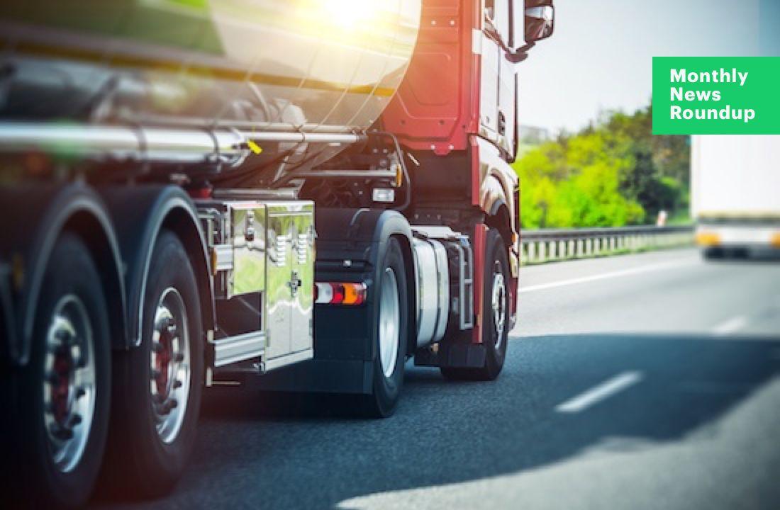 Strong Vheels Trucks Self Driving