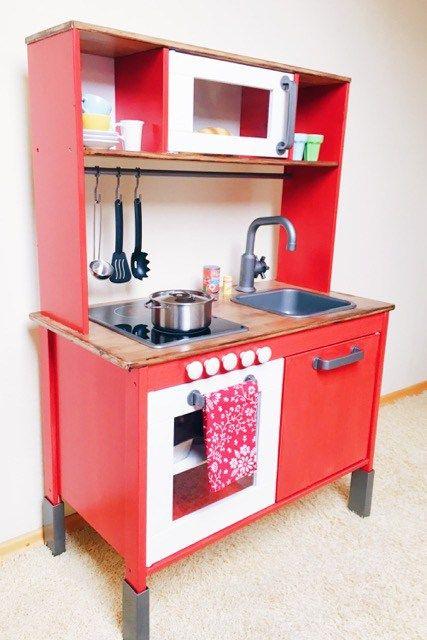 3 tolle diy geschenke f r kleinkinder ideas k che duktig und ikea kinderk che. Black Bedroom Furniture Sets. Home Design Ideas
