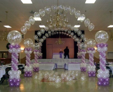 Cheap centerpieces for wedding receptions wedding arch for Cheap decorating ideas for wedding reception tables
