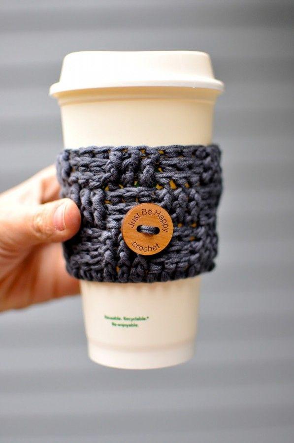 100 puntos de crochet con patrones gratis | Café | Pinterest | Punto ...