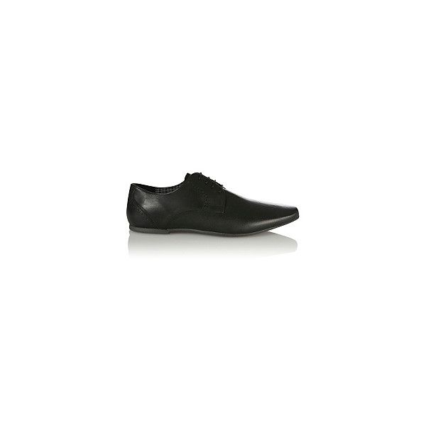 Leather Upper Lace-up Shoes | Men