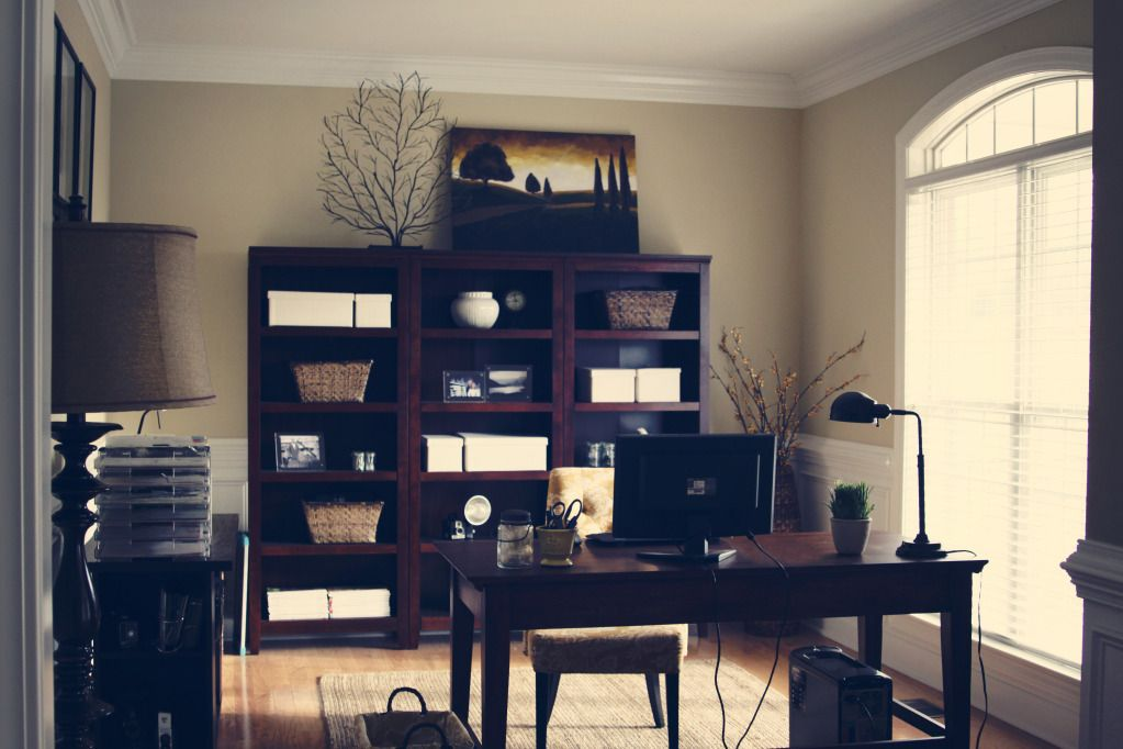 Target Home Office Furniture: Home Office Inspiration Using Inexpensive Items From