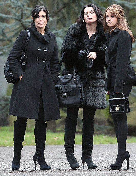 """The Witches of Weatherfield"" Aka the Connors...Michelle, Carla and Maria."