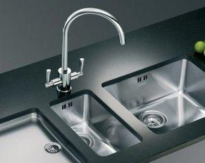 My Dream Is To Have A Three Compartment Sink In My Kitchen Modern Kitchen Sinks Best Kitchen Sinks Undermount Kitchen Sinks
