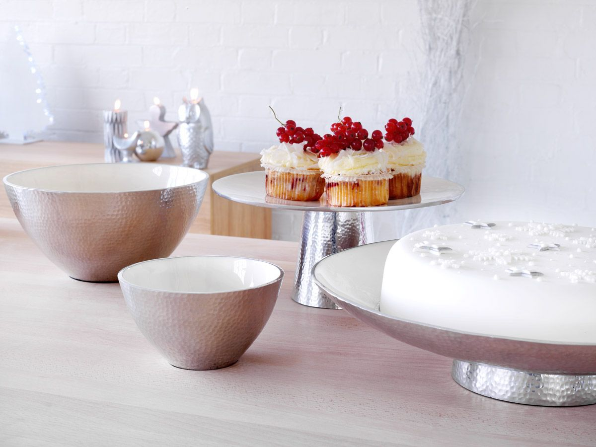 You cannot host a Christmas party without our Neva serve range. Perfect for cakes and snacks and starts from £12. Shop Neva serveware.