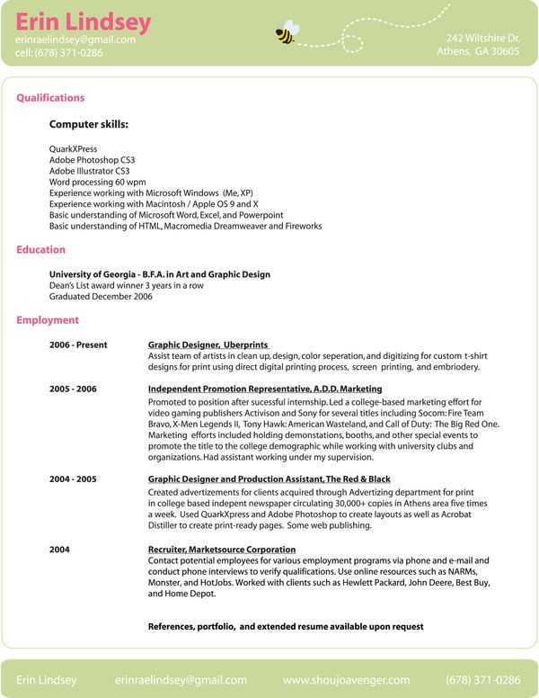 1000+ Images About Resume Ideas On Pinterest | Cool Resumes