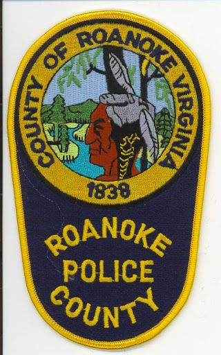 Roanoke County VA police department     | Roanoke Virginia