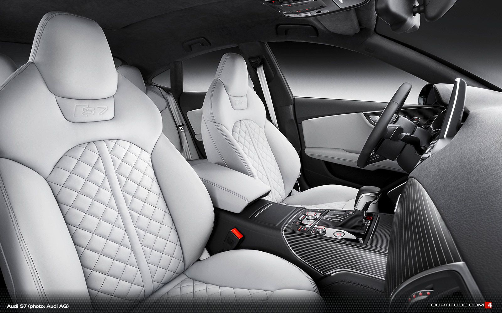 Audi S7 Quilted Leather Custom Seats Audi A7 Audi A7 Interior
