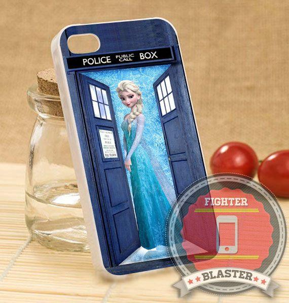 Princess Anna Tardis iphone case