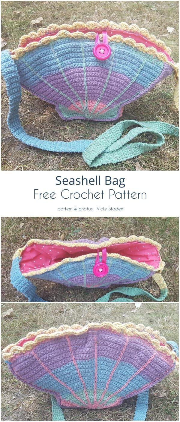 Beach Bag 5+ Best Free Crochet Patterns