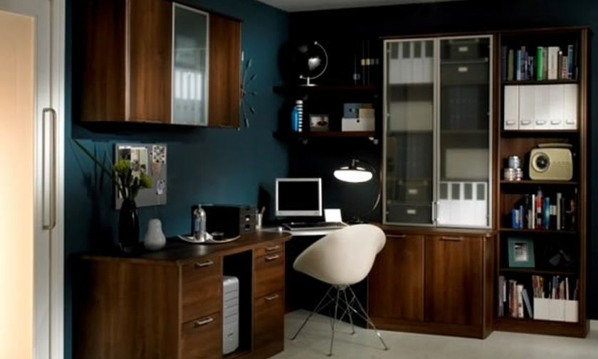 modern home office wall colors interior simple and easy home office wall color ideas house paint stunning small modern by for brown painted teak wood computer