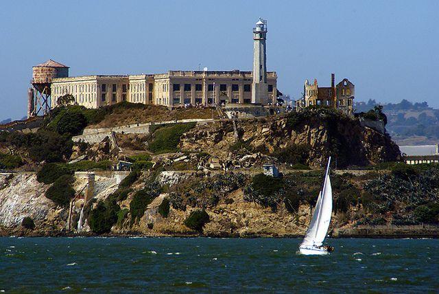 Alcatraz Island San Francisco Alcatraz California Travel