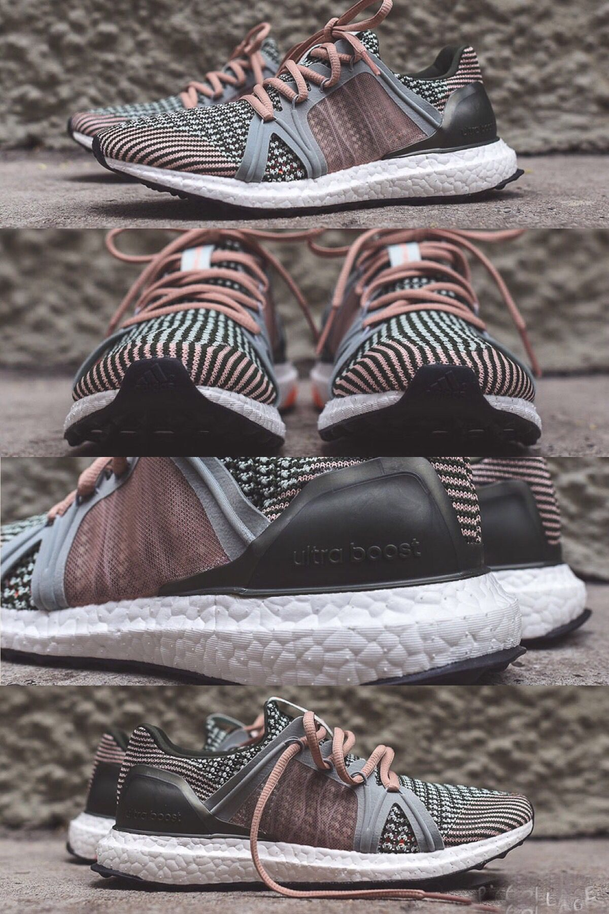 best service 4b962 edea9 THIS ADIDAS ULTRA BOOST GETS A COLLABORATION These are designed by Stella  McCartney, a long-time adidas partner.  LaceMeUpNews