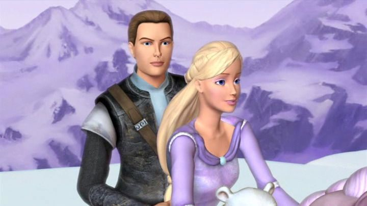 Annika And Aidan From Barbie And The Magic Of Pegasus Barbie