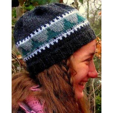 Free Pattern Login Required Free Tree Hat 2012 Knitting Pattern By