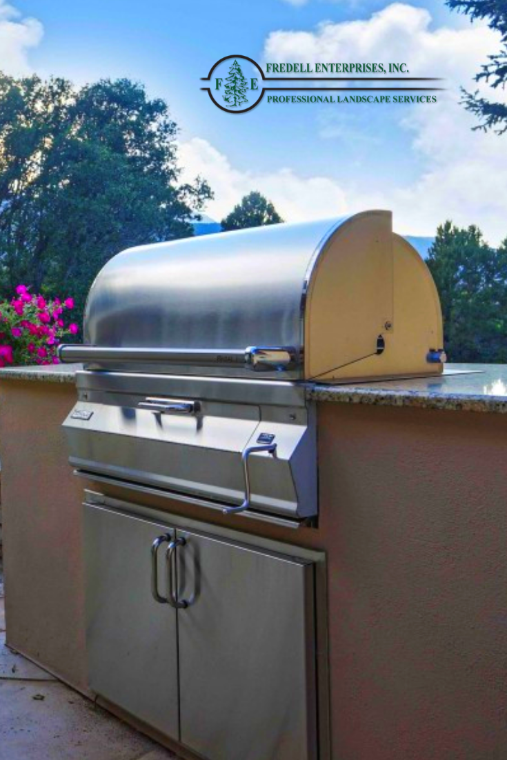 Outdoor Bbq Built In Bbq Outdoor Kitchen Outdoor Fire Pit Designs
