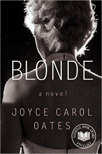 Blonde A Novel Joyce Carol Oates 9780060934934 Amazon Com