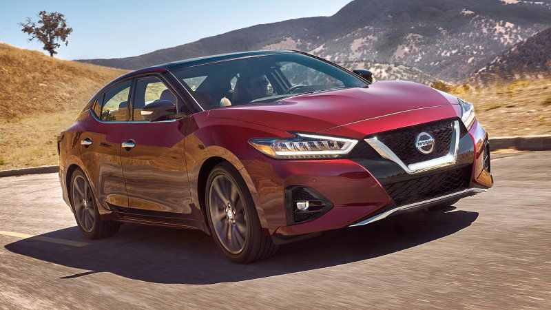 2019 Nissan Maxima First Drive Review Nissan Maxima Nissan Nissan Cars