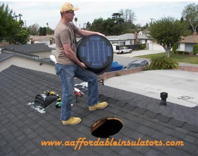 Pin By Aaffordable Insulators On Attic Ventilation Solar Powered Attic Fan Solar Attic Fan Solar Power