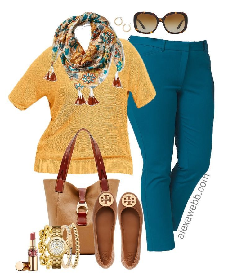 Plus Size Fall Transition Work Outfit – Alexa Webb