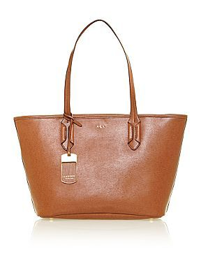 Ralph Lauate Per In Tan Found At Marshalls On Clearance Tote Bag