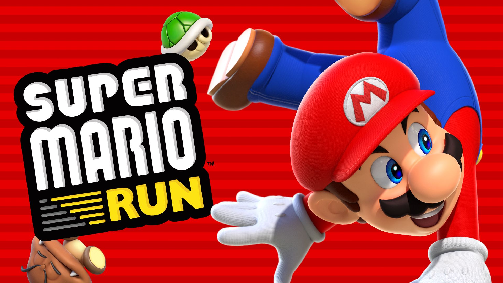 Super Mario Run Reviews Poorly, Nintendo's Share Prices
