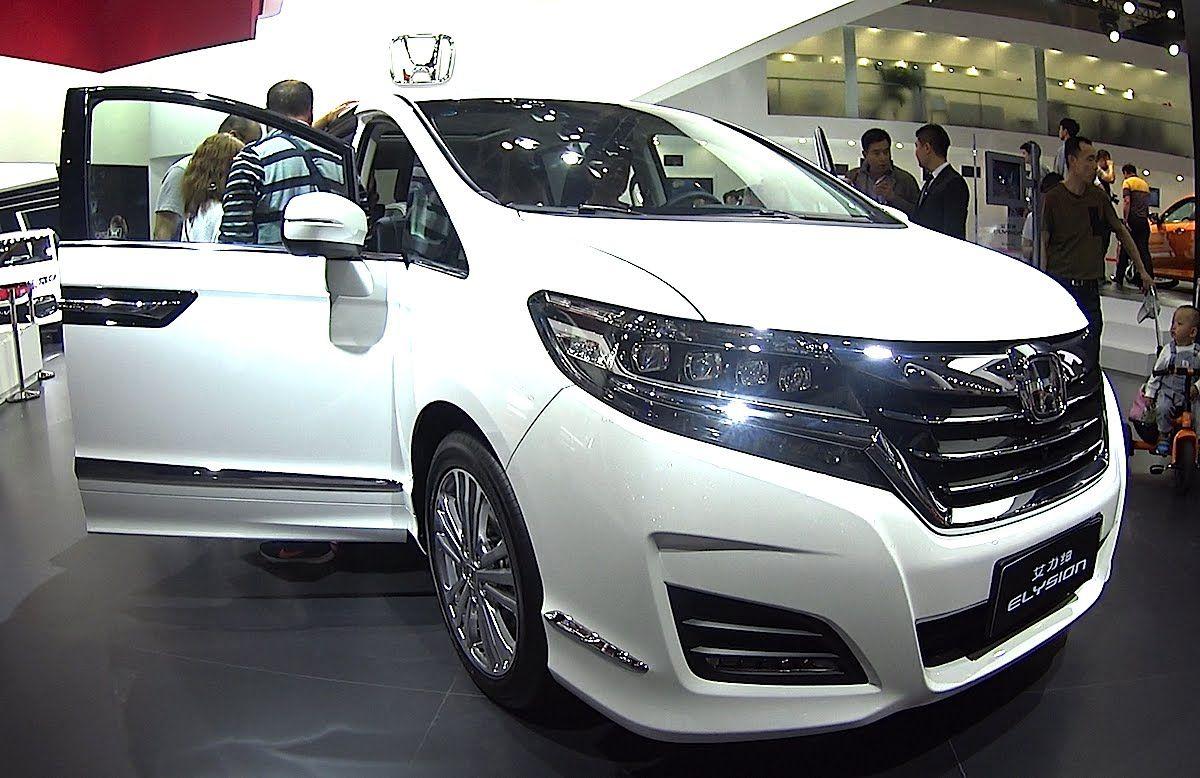 Biggest Honda VAN, Honda Odyssey Elysion 2016, 2017 model ...
