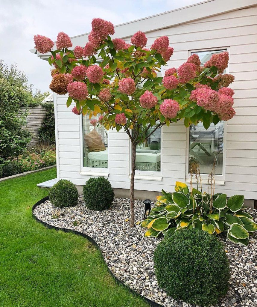 30 Amazing Diy Ideas For Decorating Your Garden Uniquely Engineering Discoveries Front Yard Landscaping Design Rock Garden Design Backyard Landscaping