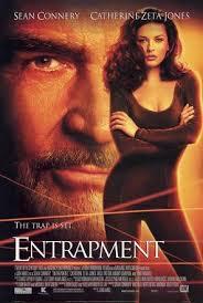 Watch Entrapment Online Entrapment Entrapment 1999 Director Jon Amiel Cast Sean Connery Catherin In 2020 Entrapment Film Catherine Zeta Jones Sean Connery