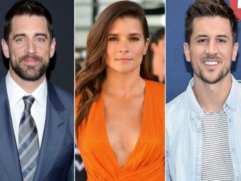 Danica Patrick Reportedly Helping Aaron Rodgers Mend Fences With Brother Jordan And Family After Years Long Feud Aaron Rodgers Danica Patrick Jojo Fletcher