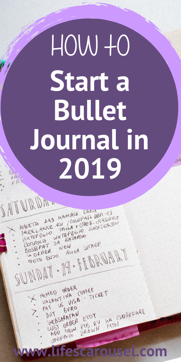 How To Start A Bullet Journal In 2020 A Complete Beginners Guide