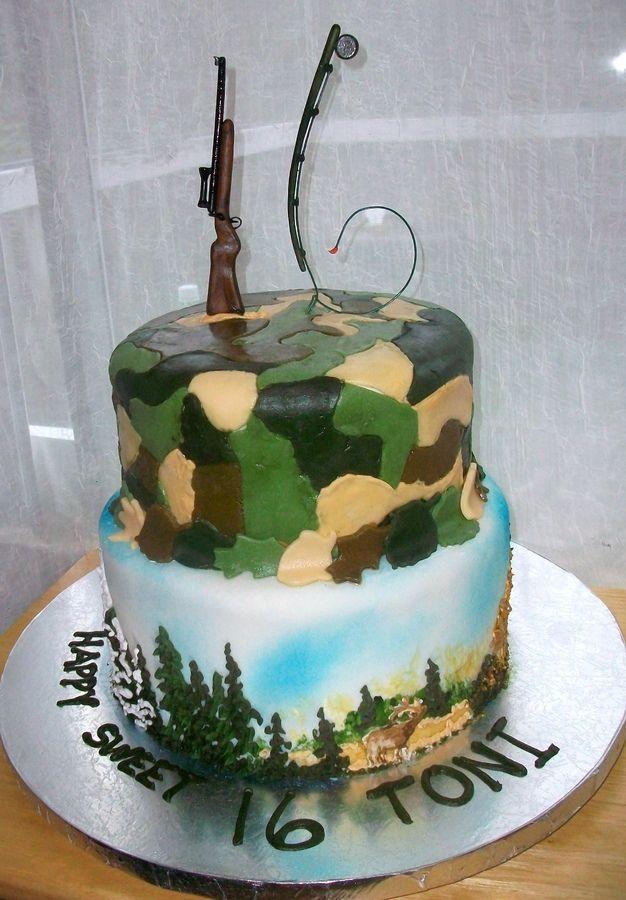 Happy Birthday Cake For Tyler With Wild Turkey