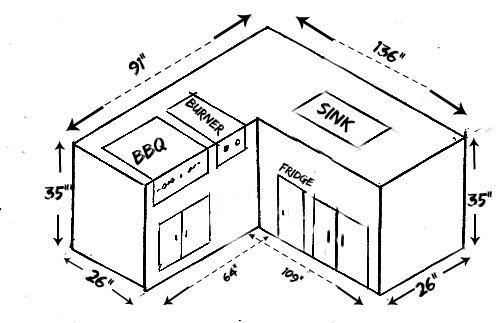 Grill Building Plans