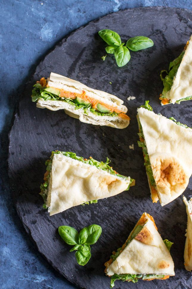17 Hearty Fiber-Filled Lunches to Keep You Full Until Dinner via Brit Co