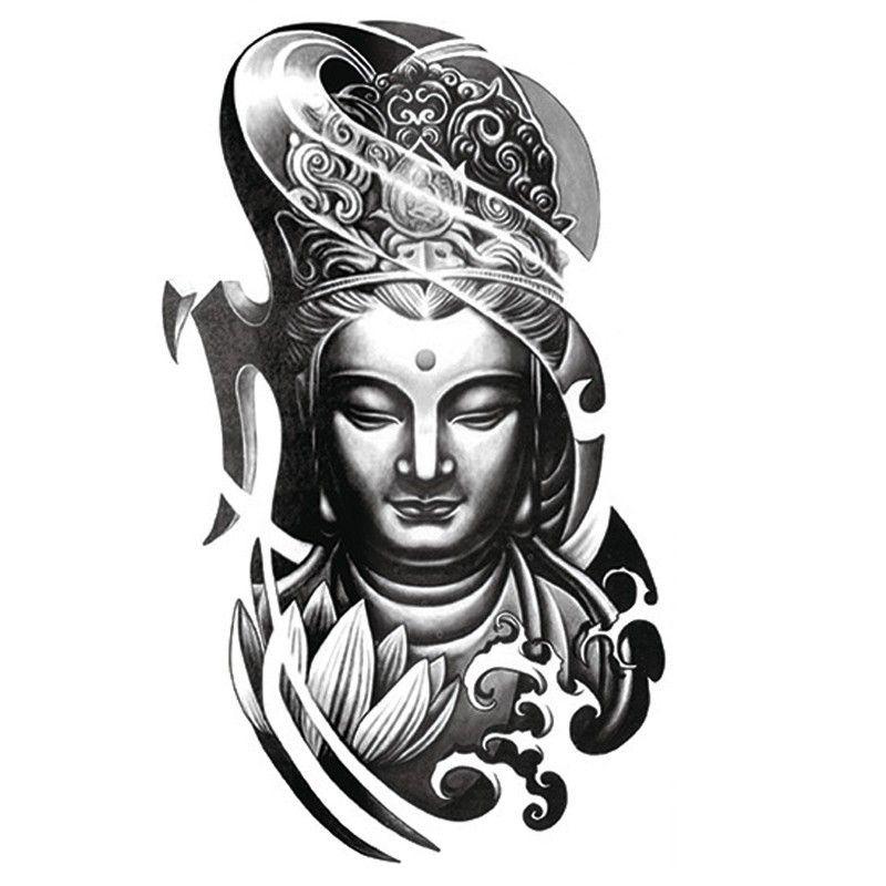 27 Buddha Tattoo Designs Ideas: Japanese Tattoos Buddha And Wave - Google-Suche …