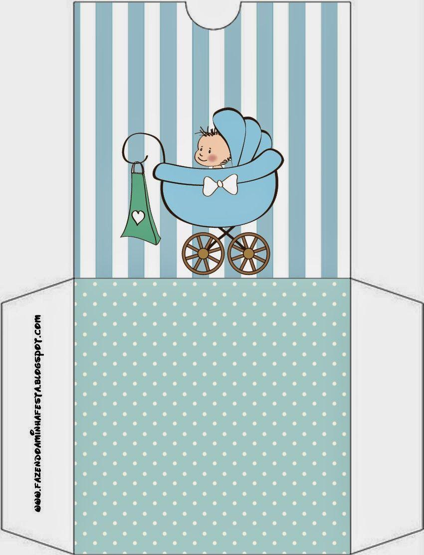 Cochecito Celeste de Bebé: Etiquetas para Candy Bar para Imprimir ...