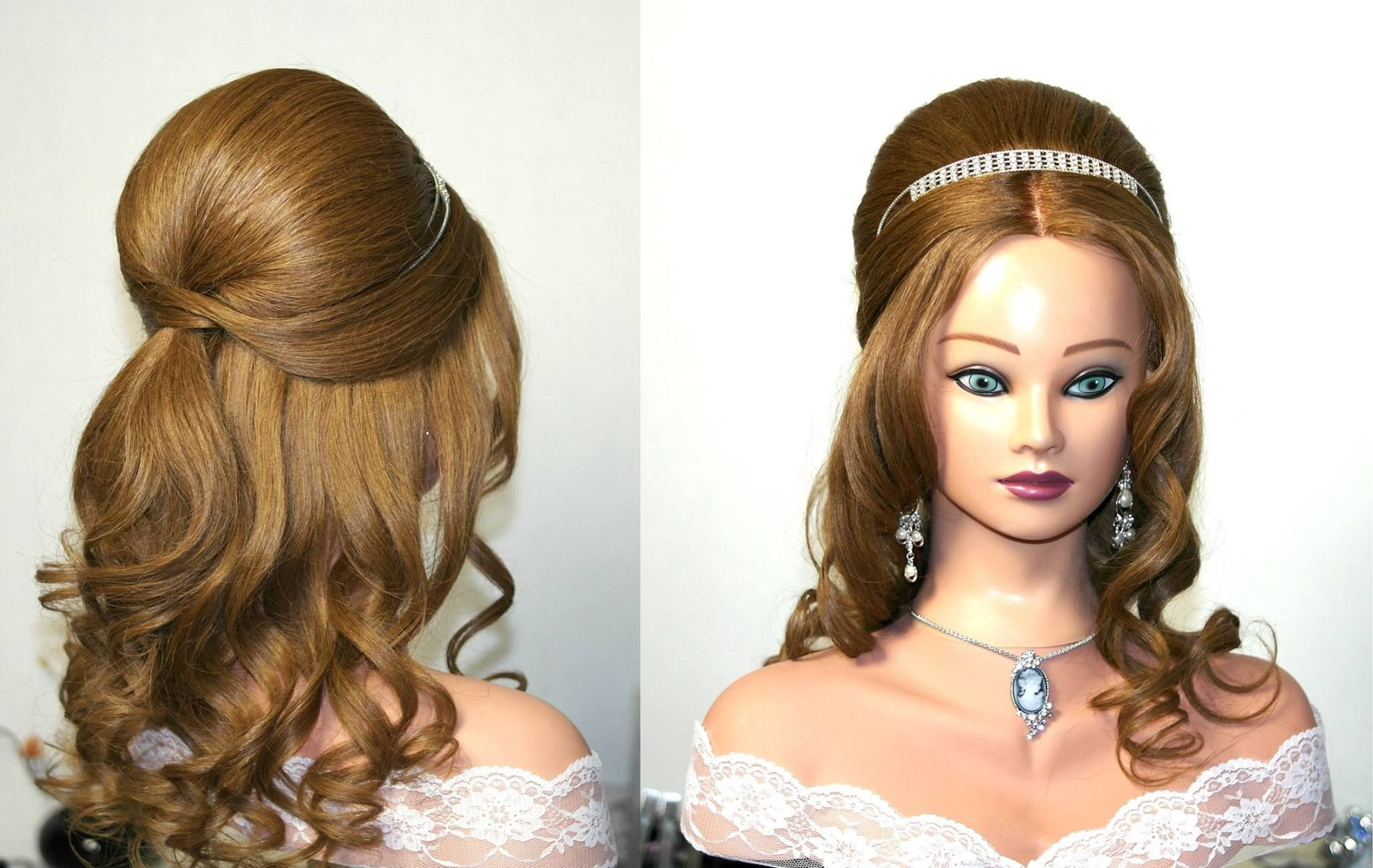 Awesome wedding hairstyle baroque pinterest wedding