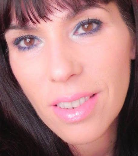 lapinturera - Blog de cosmética, maquillaje y belleza.: Azul dulce con BH Cosmetics (Look y manicura)