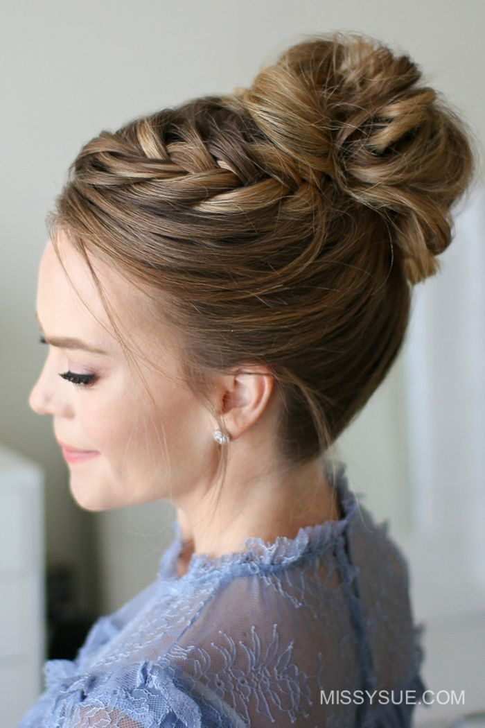 ▷ 1001 + Festive hairstyles for inspiration and re-styling