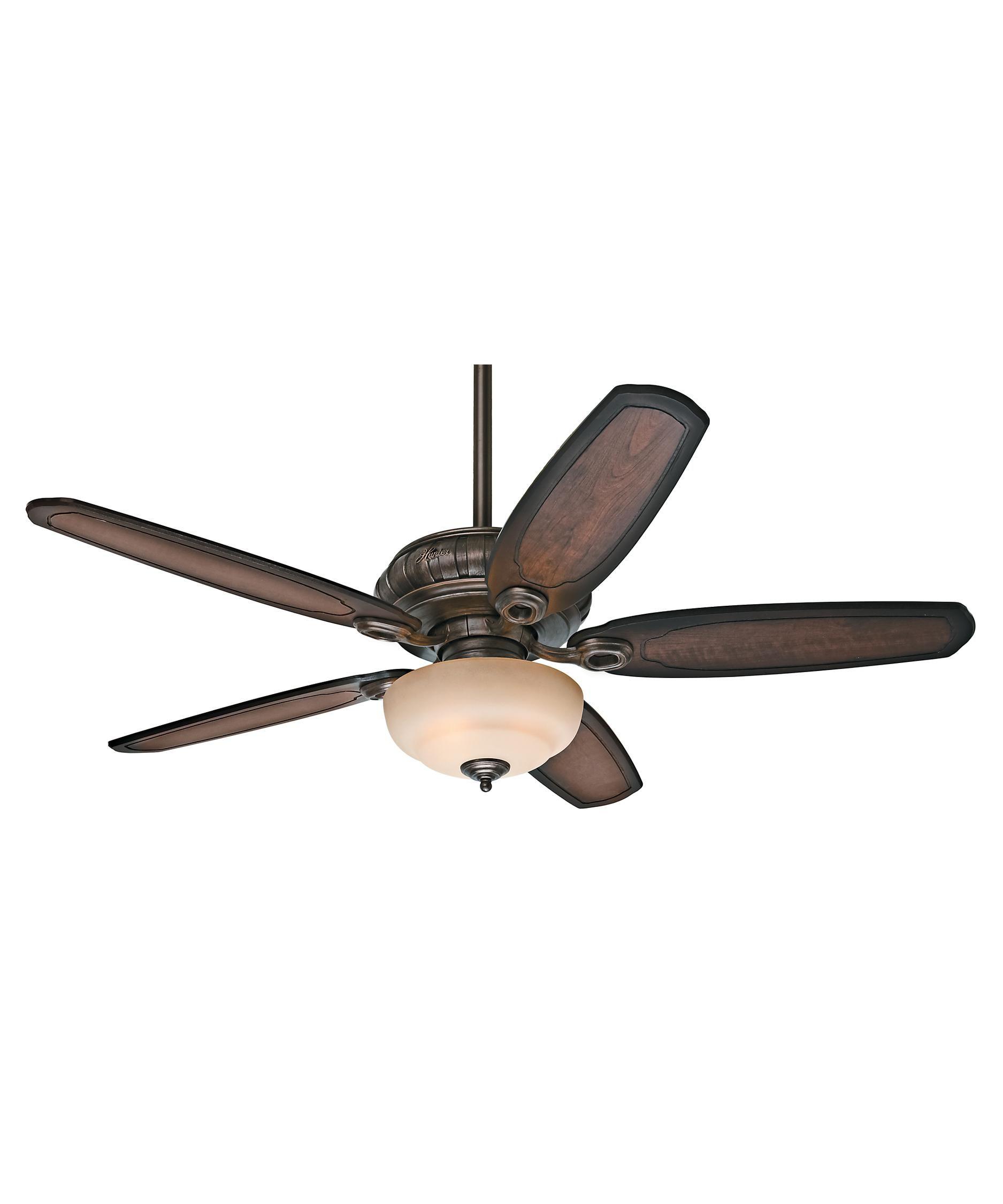 Hunter Fan Kingsbridge 54 Inch Ceiling Fan With Light Kit