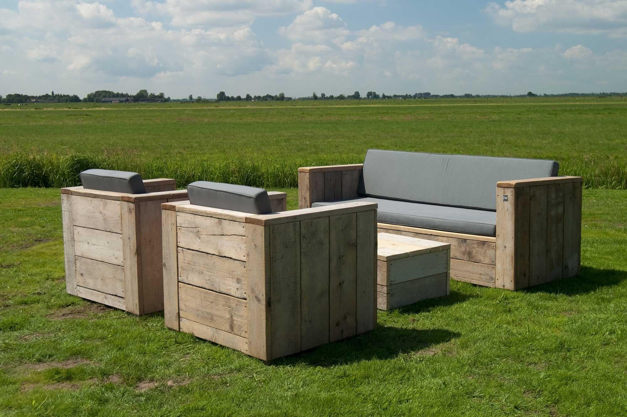 Lounge sessel garten holz  Terrassenmöbel Holz Lounge | ambiznes.com